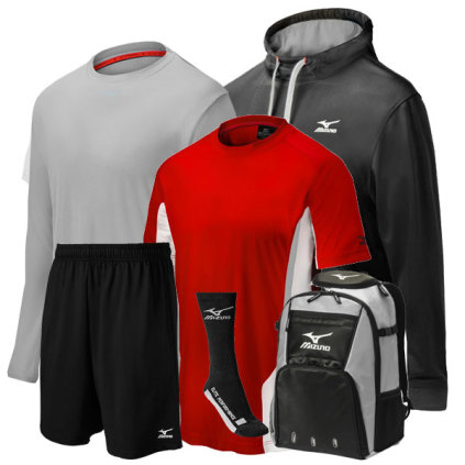 Men's Mizuno Volleyball Team Package #3