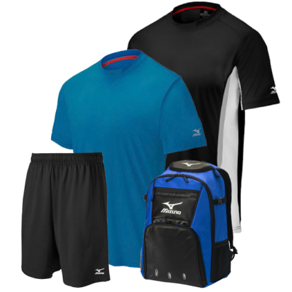 Men's Mizuno Volleyball Team Package #2