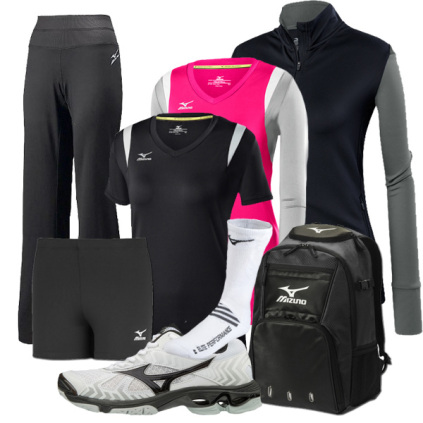 Mizuno Volleyball Team Package #4