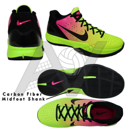0af3ec1fc40c Nike 7bwhzwqxa Air Men s Zoom Hyperattack Shoe Volleyball HR1qdYwY
