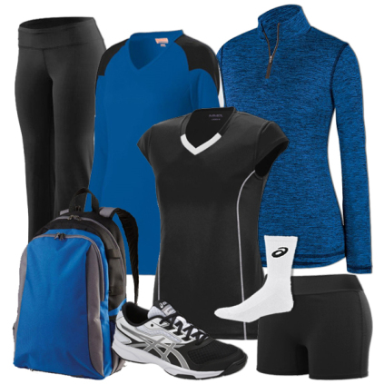 Performance Volleyball Team Package #4