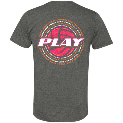 Practice to Play Volleyball T-Shirt