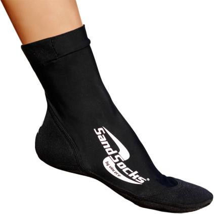 Sand Socks - Black