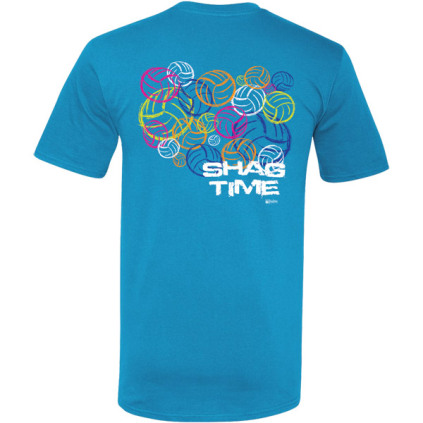 Shag Time Volleyball T-Shirt