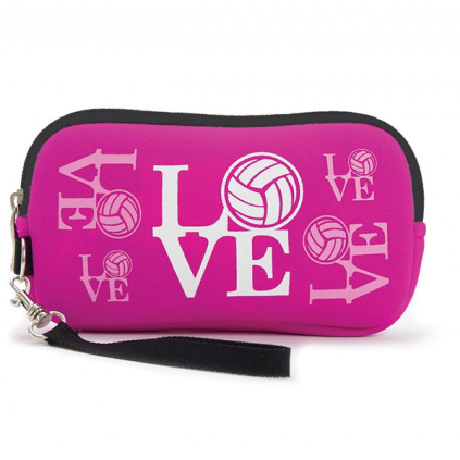 Volleyball Clutch Pouch