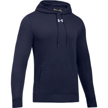 mens blue under armour hoodie