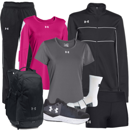 Under Armour Volleyball Team Package #4