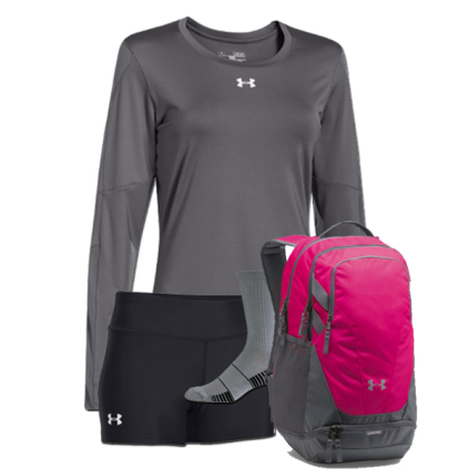 Under Armour Volleyball Team Package #1