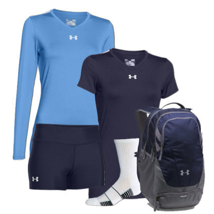 5df013add999 Under Armour Volleyball Team Package  2