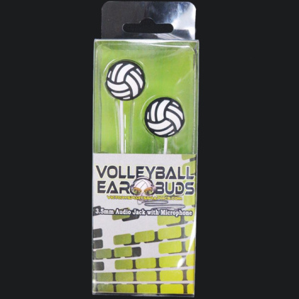 Volleyball Earbuds