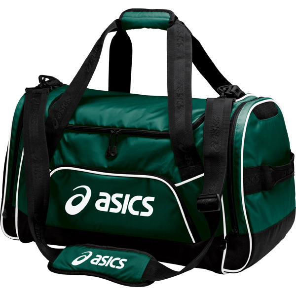 asics gear bag Green