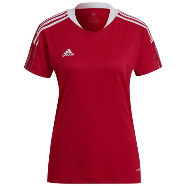 Women's Volleyball Jerseys | adidas Women's Tiro 21 Short Sleeve Jersey