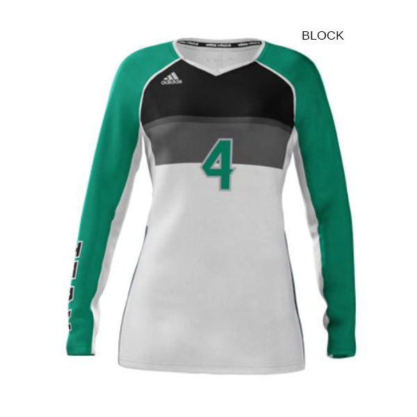 a53d75cf9fbd Adidas Women s mi Team (Custom   Sublimated) Long Sleeve Jersey