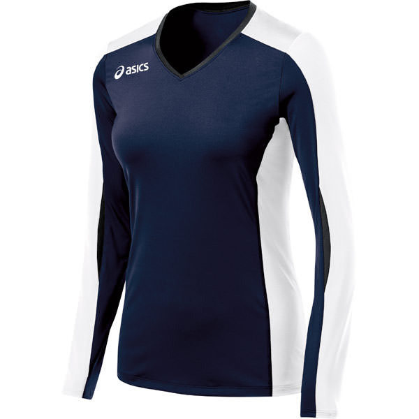 e4c19103b4b Women's Volleyball Jerseys | ASICS Women's Roll Shot Jersey
