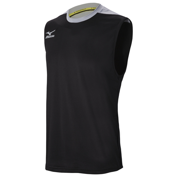 mizuno volleyball team jerseys black