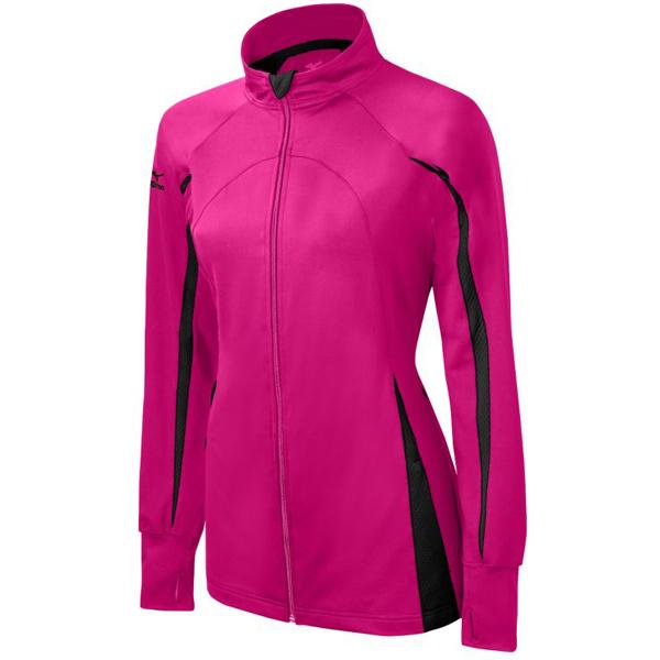 440572 Mizuno Jacket Volleyball Zip Focus Women's Specials Full zZHawqTZ