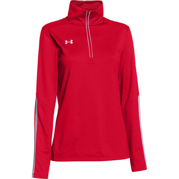 under armour qualifier 1 4 zip. women\u0027s volleyball warm ups | under armour 1273921 qualifier 1/4 zip 1 4 m