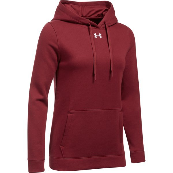 various colors 5cbf2 1a379 Women s Corporate Hoodies   Under Armour Women s Hustle Fleece Hoody