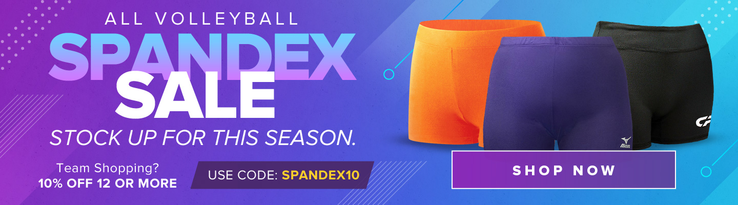 All Volleyball Spandex Deal. Stock Up for this season.