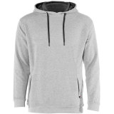 Badger Men's FitFlex French Terry Hoodie Oxford
