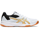 ASICS Women's Upcourt 3 White/Gold