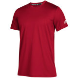 adidas Men's Climalite Tech Tee Red