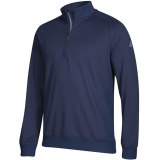 Adidas Men's Classic Club 1/2 Zip Navy