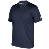 adidas Men's Grind Polo Navy/White