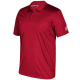 adidas Men's Grind Polo Red/White