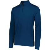 Augusta Men's Attain 1/4 Zip Pullover Navy