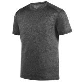 AU2800 Men's Kinergy Heathered Jersey