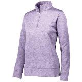 Augusta Women's Stoked Pullover Light Lavender