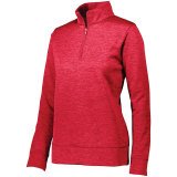Augusta Women's Stoked Pullover Red