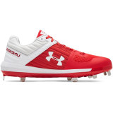 Under Armour Men's Yard Low Red/White