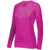 High Five Women's TRUHIT Long Sleeve Jersey Power Pink