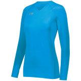 High Five Women's TRUHIT Long Sleeve Jersey Power Blue