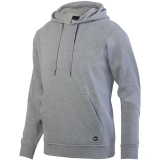 CustomFuze Sideline Hoodie Charcoal Heather