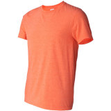 Men's Softstyle Tee Heather Orange