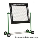 AllBall Pro Premier 5' x 5' Rebound Trainer with Extension Legs