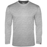 Badger Men's FitFlex Long Sleeve Tee Oxford