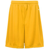 Badger Men's Core Short - 7 Inseam Gold