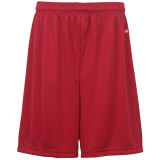 Badger Men's Core Short - 7 Inseam Red
