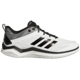 Adidas Men's Speed Trainer 4 Wide - White