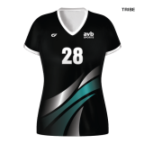 c046f0c122d Custom Fuze Women s Sublimated Elite Series Cap Sleeve Jersey