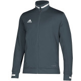 Adidas Men's Team 19 Track Jacket Gray