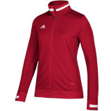 Adidas Women's Team 19 Track Jacket Red