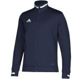 Adidas Men's Team 19 Track Jacket Navy