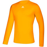 Adidas Men's Creator Long Sleeve Jersey Gold