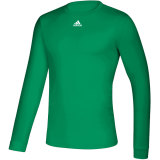 Adidas Men's Creator Long Sleeve Jersey Green