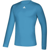 Adidas Men's Creator Long Sleeve Jersey Light Blue